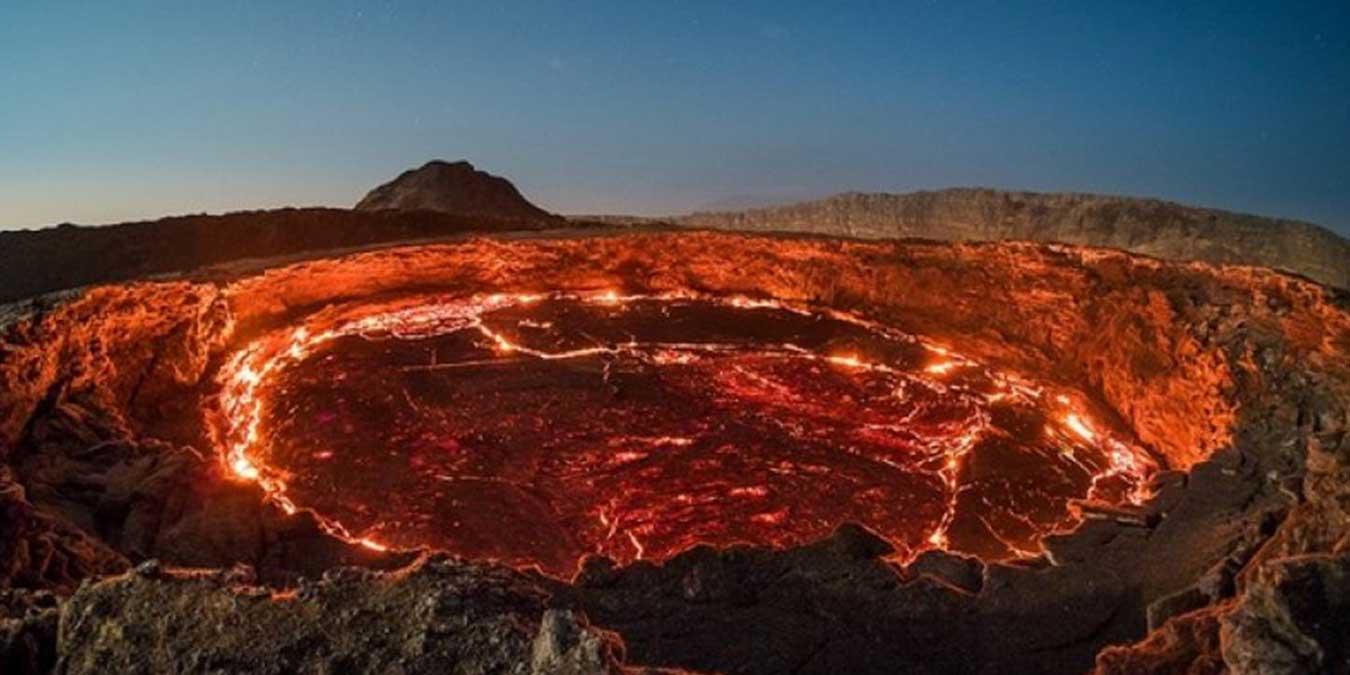 Dünyanın Cehennemi: Danakil Çöküntüsü