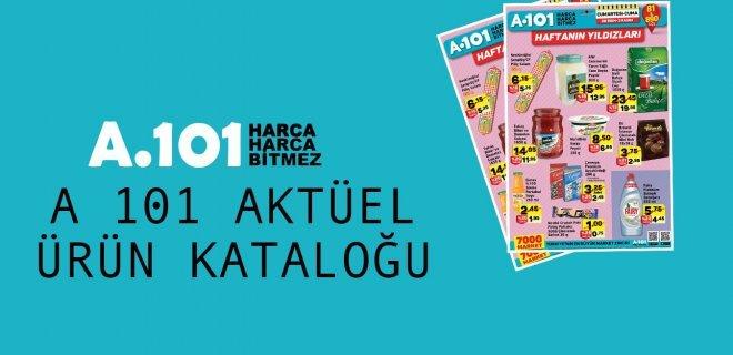 A101 2 Mayıs 2019 Aktüel Kataloğu - A101'de Bu Hafta (2-9 Mayıs 2019)