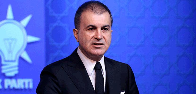 Ömer Çelik'ten Kılıçdaroğlu'na Saldırı Açıklaması!