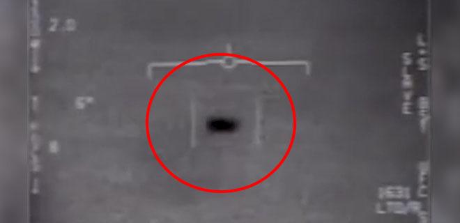 ABD Donanmasından Açıklama: UFO'lar Askeriyenin Yakınında Bulundu!