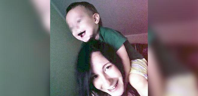 """""""Şeytanı Gördüm"""" Dedi İki Yaşındaki Torununu Sobaya Attı!"""