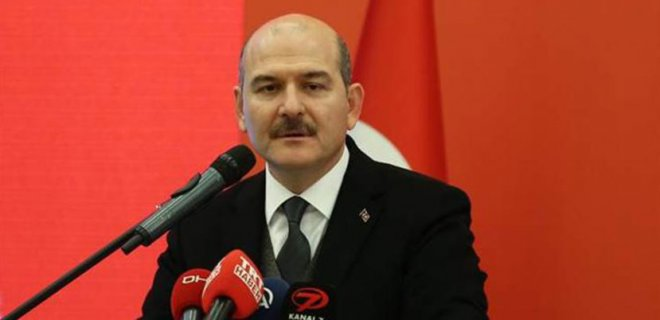 İçişleri Bakanı Süleyman Soylu Gündeme Dair Önemli Açıklamalarda Bulundu