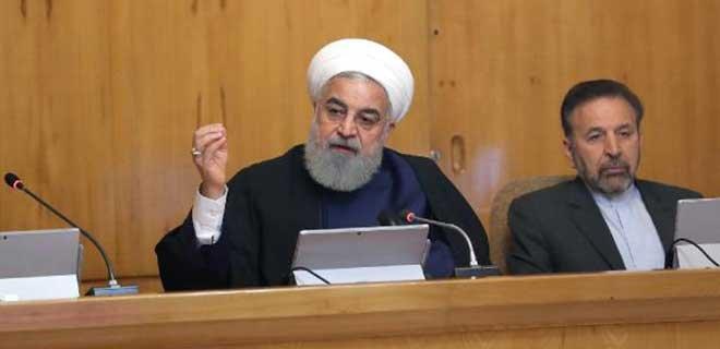 İran Cumhurbaşkanı Ruhani'den ABD'ye Nükleer Rest