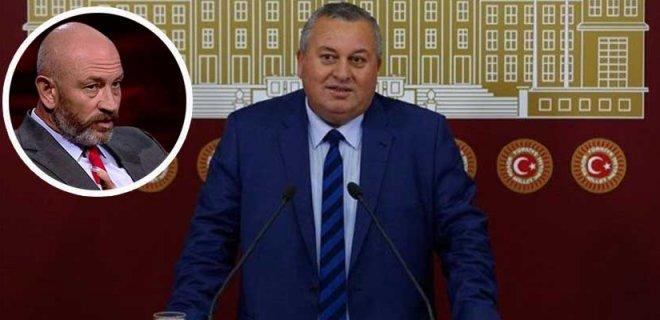 MHP'li Vekil Enginyurt'tan Ali Türkşen'e Cem Yılmaz Eleştirisi