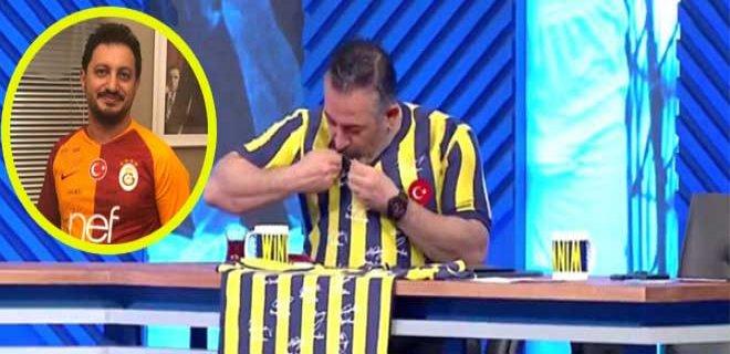 Fenerbahçe'ye 500 Bin TL Bağışlayan Galatasaraylı Ortaya Çıktı