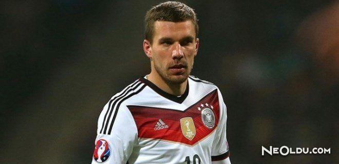 Lukas Podolski Kimdir