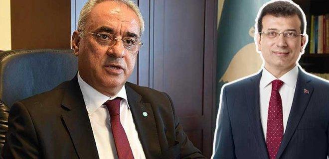 DSP Lideri Önder Aksakal: İmamoğlu'nun Desteklenmesi Reddedildi