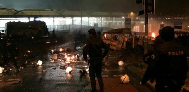 Beşiktaş'taki Hain Terör Saldırısının Dava Kararı Açıklandı