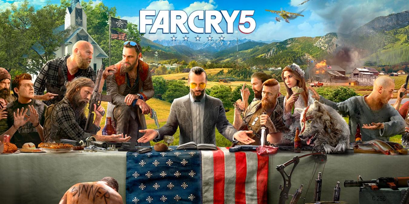 Far Cry 5 Sistem Gereksinimleri (2019)