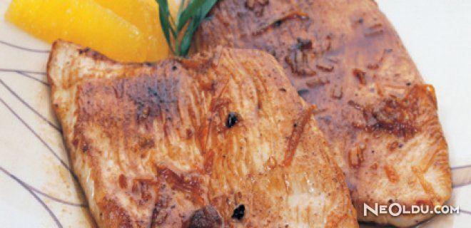 Fırında Zencefilli Hindi Tarifi
