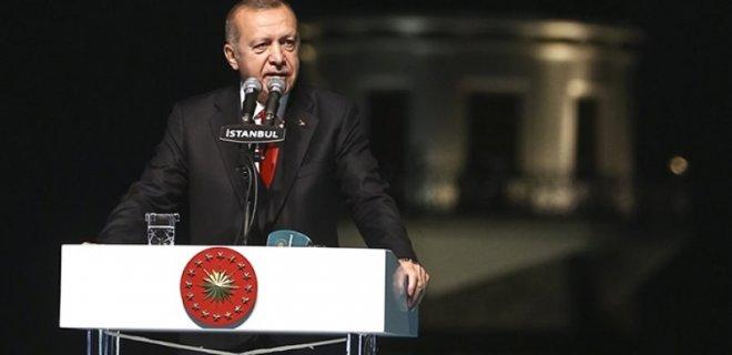 Cumhurbaşkanı Recep Tayyip Erdoğan İstanbul'da Miting Yapmayacak