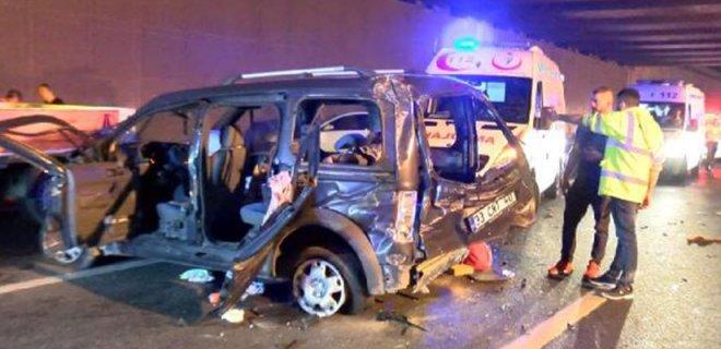 Beşiktaş'ta Makas Atan Sürücü Dehşet Saçtı! 2 Ölü 8 Yaralı