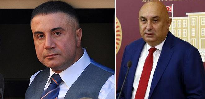 Sedat Peker'den CHP Grup Başkanvekili Engin Özkoç'a: Birazcık Aklın Varsa...