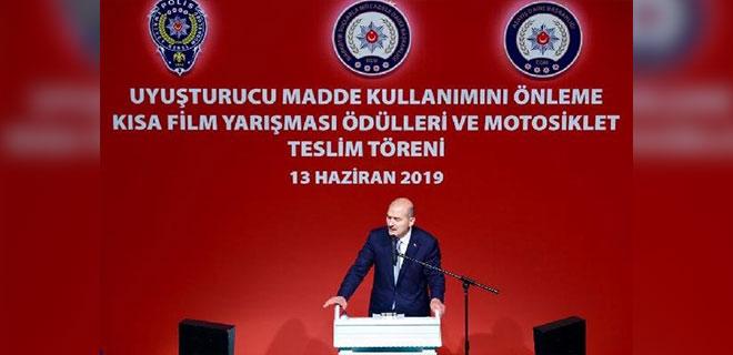 Bakan Soylu Açıkladı: Avrupa'daki Uyuşturucu Ticaretinin Büyük Çoğunluğu PKK'nın