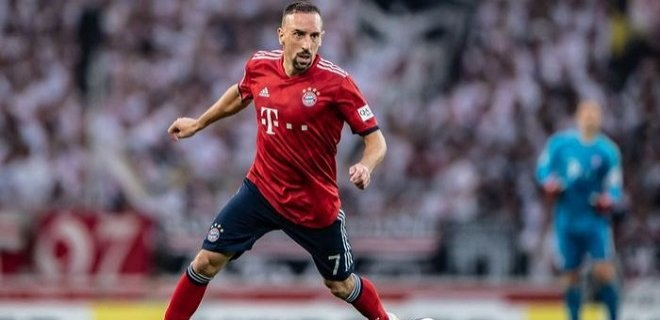 Frank Ribery Galatasaray'a Haber Yolladı