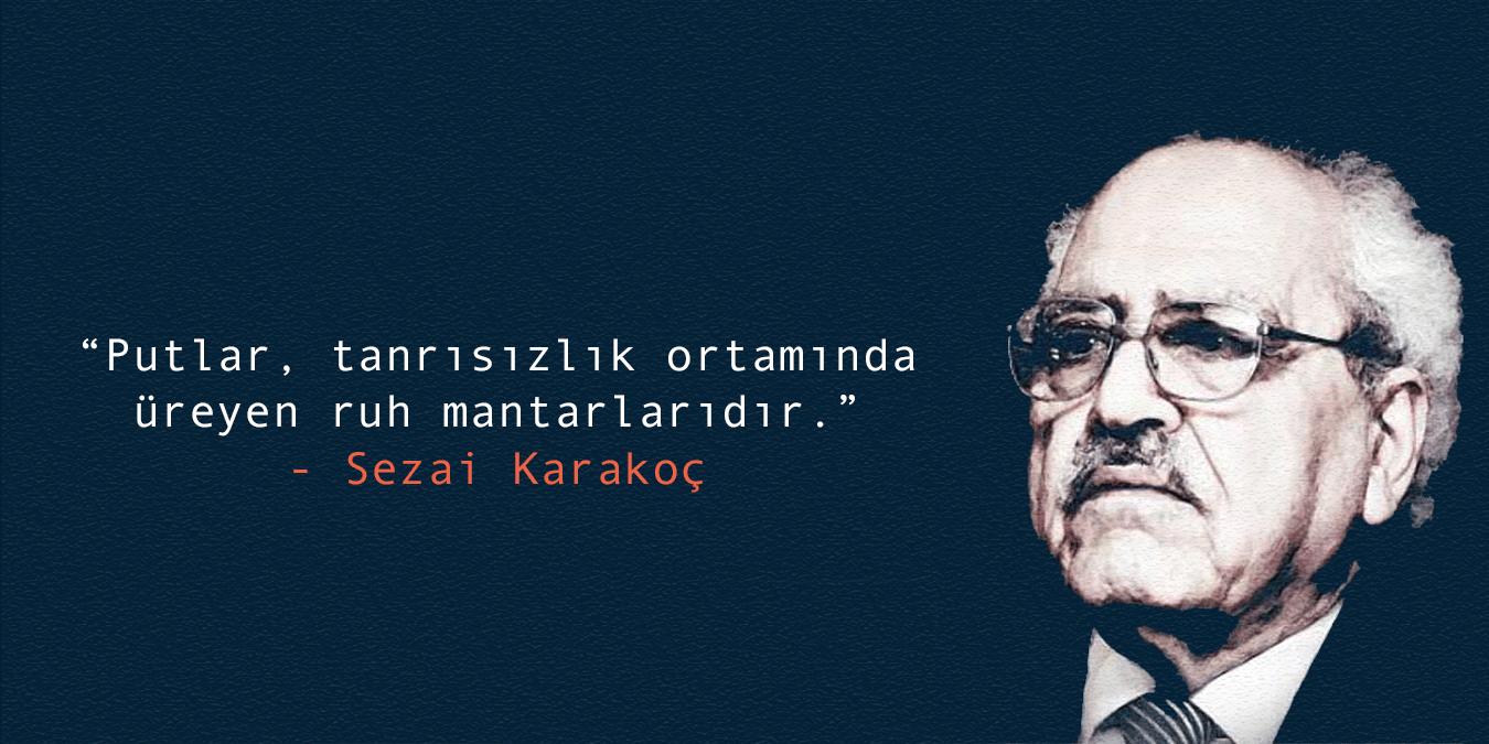 Sezai Karakoç Sözleri - En Güzel, Anlamlı, Etkileyici ve Resimli Sezai Karakoç Şiirleri