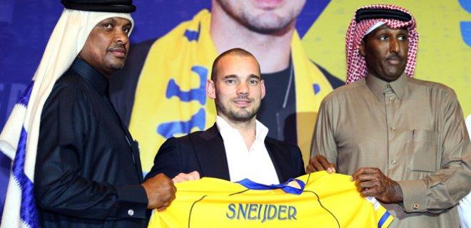 Wesley Sneijder Süper Lig'e Geri i Dönüyor?
