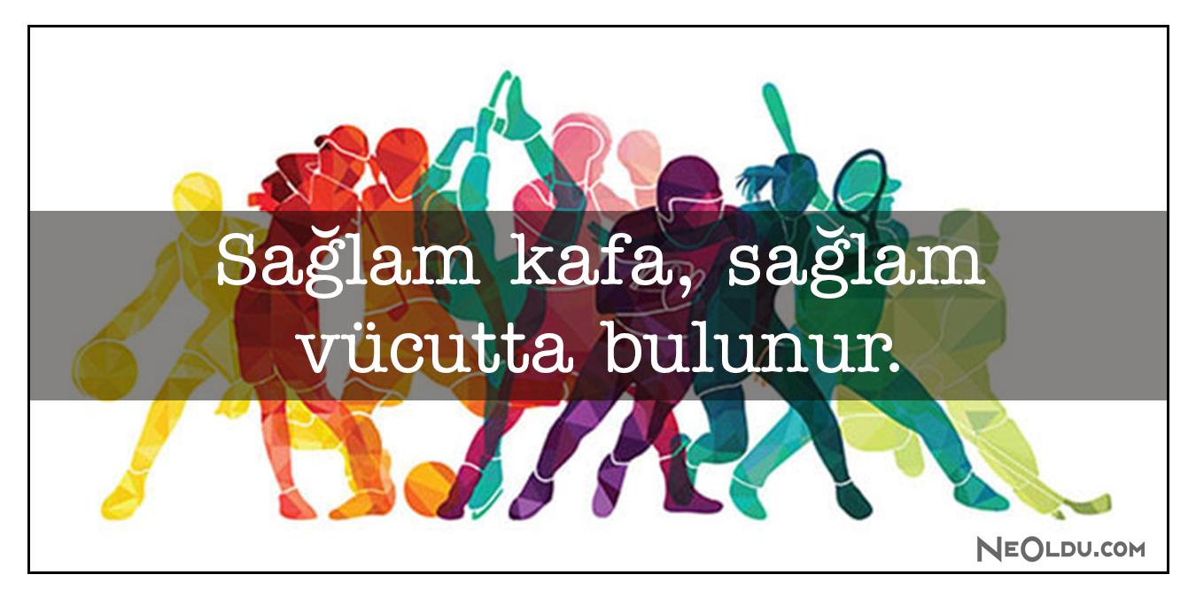 Spor Sözleri - Atatürk'ün Sporla İlgili En Güzel Sözleri, Motive Edici Spor Sözleri