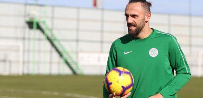 Vedat Muriç Galatasaray ile Anlaştı!