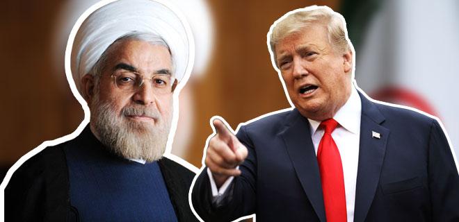 İran Cumhurbaşkanı Ruhani'den Flaş Açıklama: İran ABD ile Savaşmak İstemiyor!