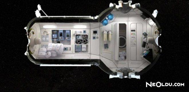 Ruslar Uzaya Otel Kuruyor