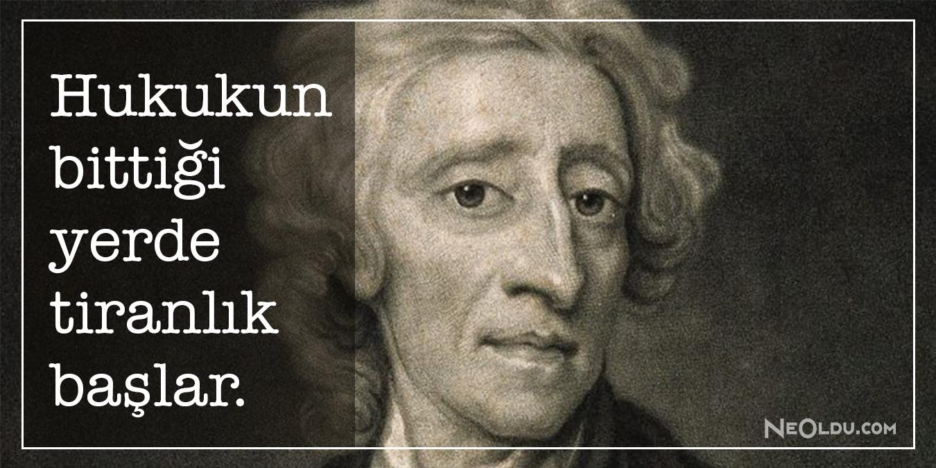 John Locke Sözleri, Eserleri - John Locke Eserlerinden Romantik, Etkileyici ve Özlü Sözler