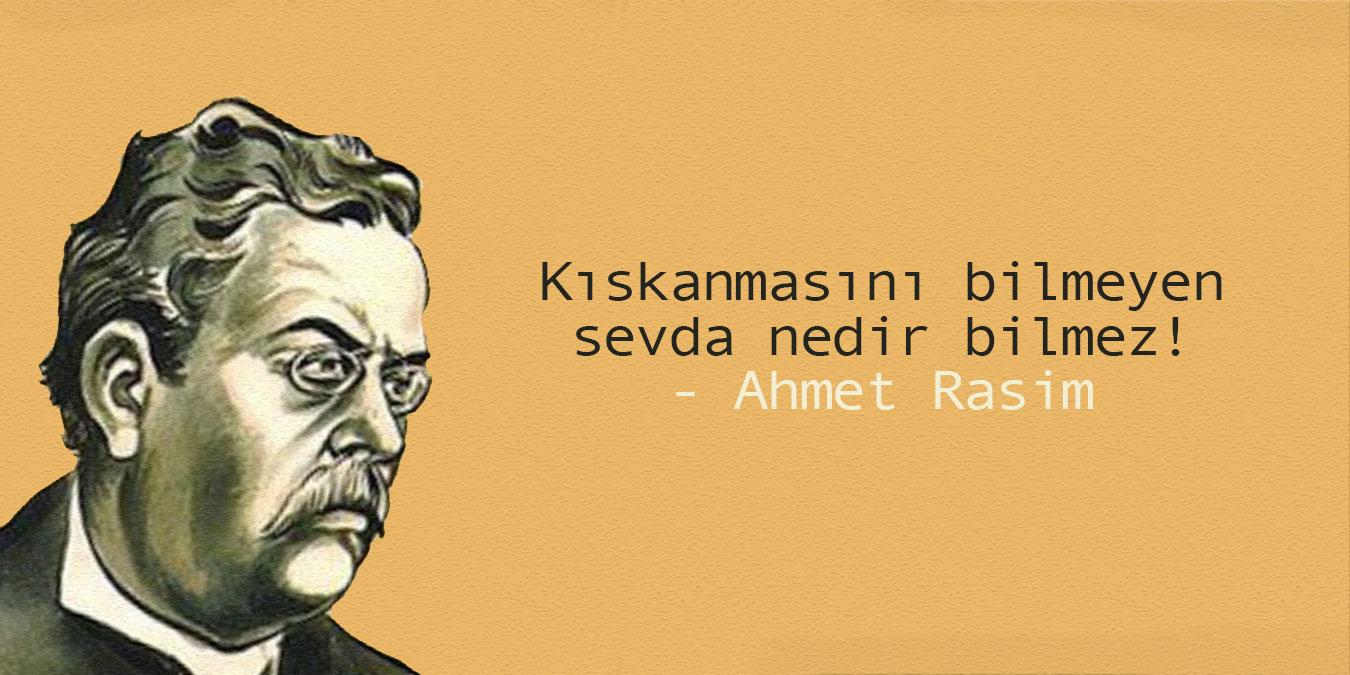 Ahmet Rasim Sozleri Eserleri Ahmet Rasim Eserlerinden Romantik