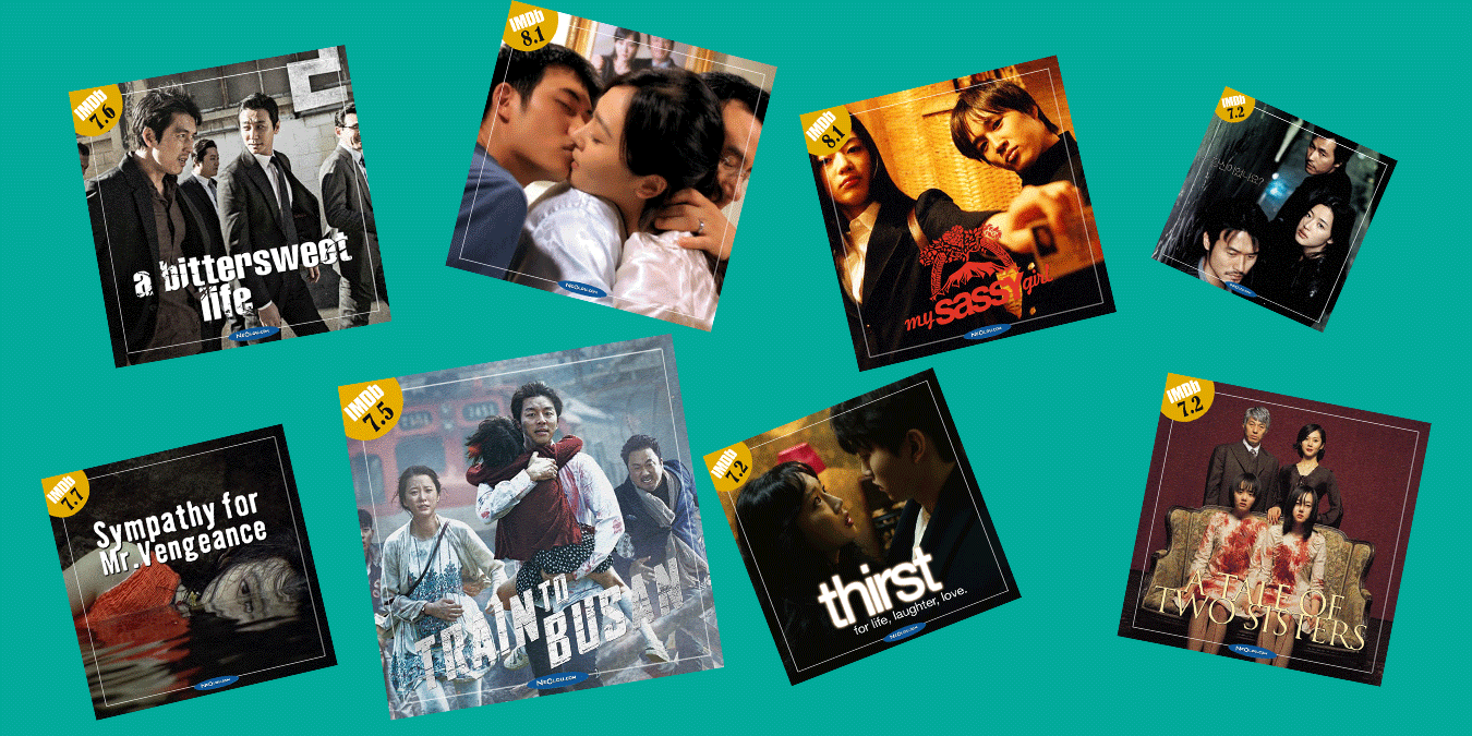 Kore Filmleri - IMDB Puanı Yüksek En İyi Kore Filmleri