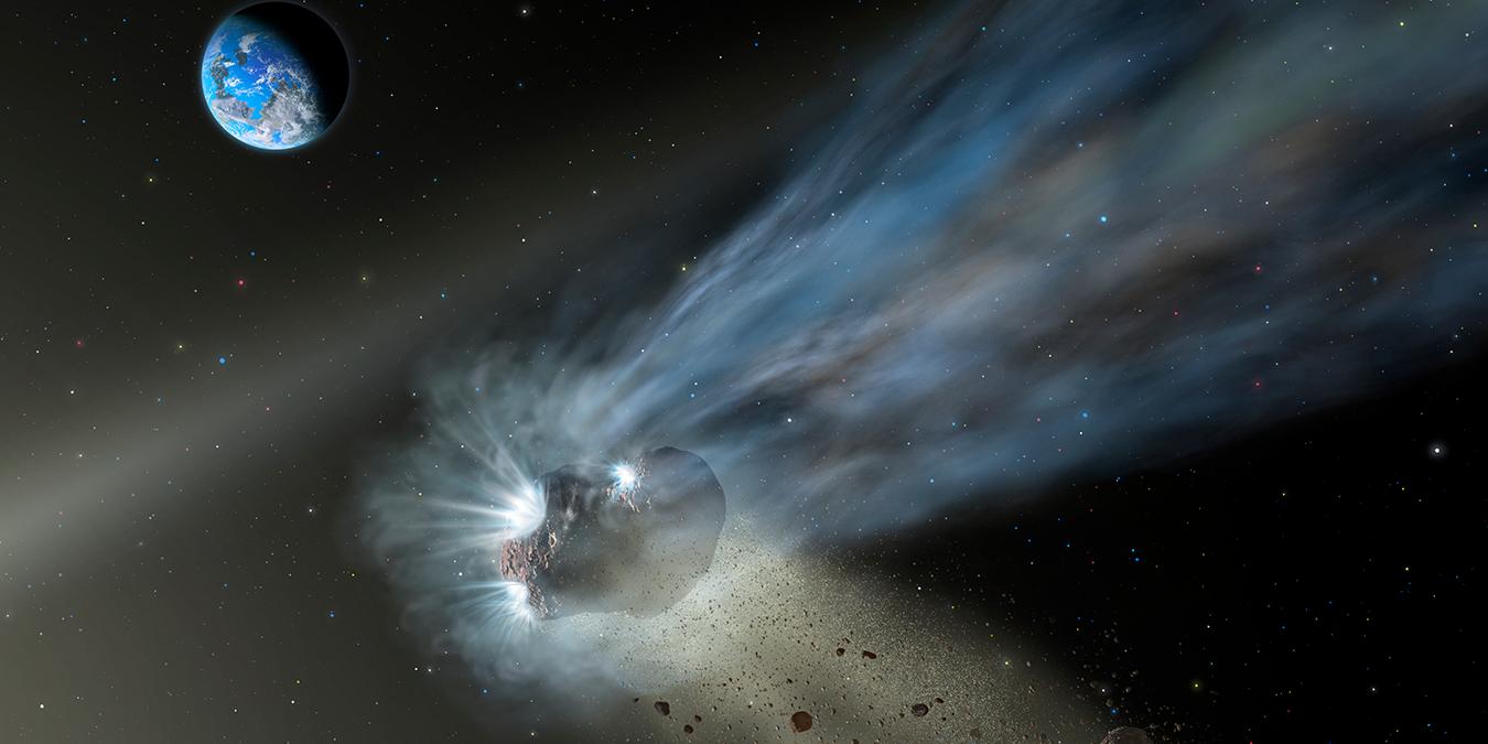 Güneş Sisteminin Yaramaz Çocukları Kuyruklu Yıldızlar Hakkında 15 İlginç Bilgi!