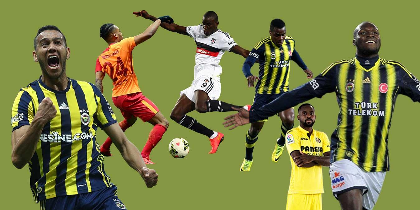 Bazılarına Çok Şaşıracaksınız! Ülkemizden Yurt Dışına Yüksek Bonservis Bedelli Transfer Olan Futbolcular!