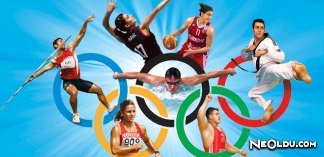 Yaz Olimpiyat Oyunları Rio De Jenerio'da