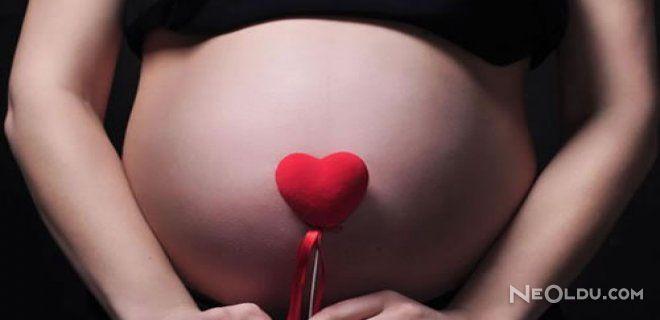 Kalp Hastalığı Olan Hamileler