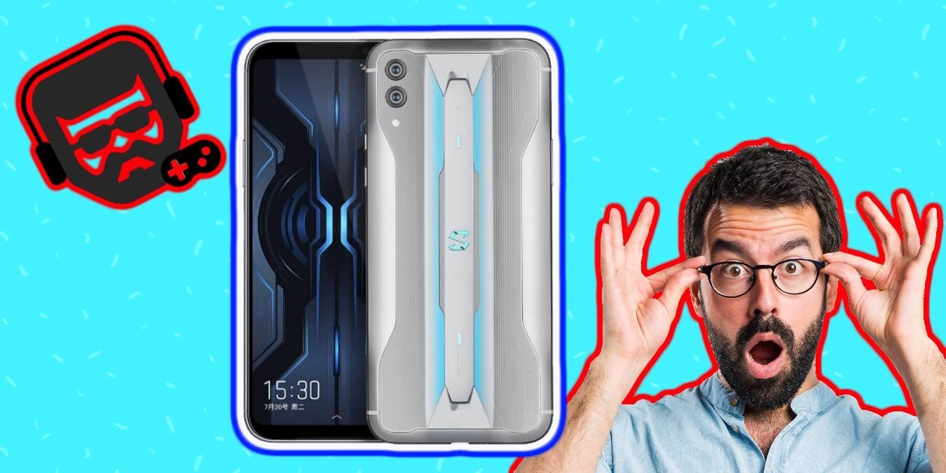 Gamerlara Müjde! Xiaomi Black Shark 2 Pro Özellikleri ve İncelemesi