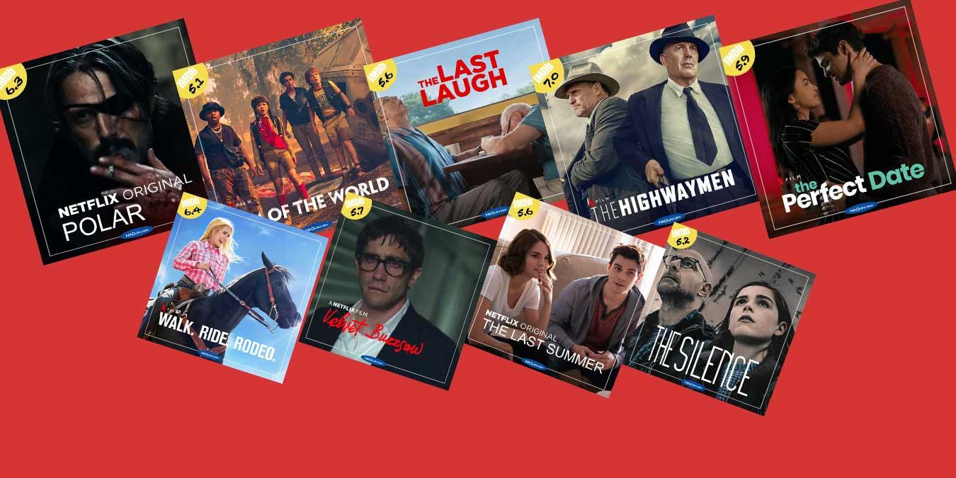 2019 Netflix Filmleri | Netflix'te 2019'un En Çok İzlenen ve En İyi 30 Filmi