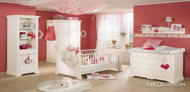 Bebek Odası Nasıl Düzenlenir?