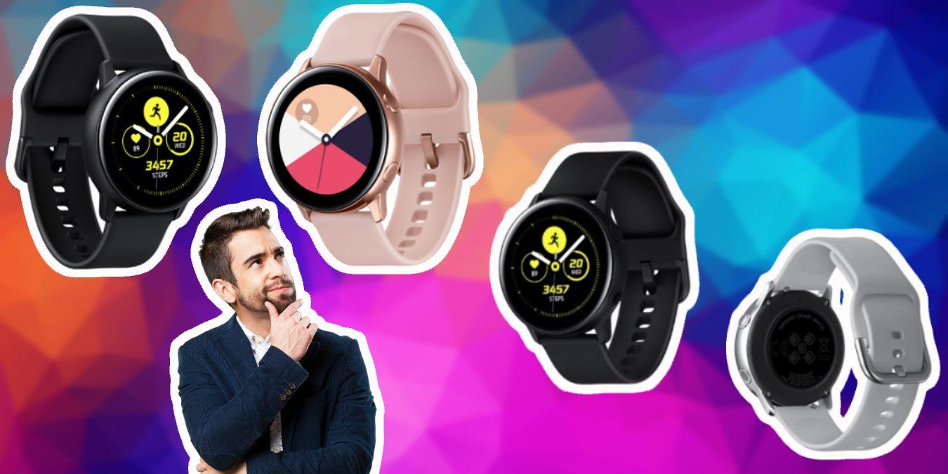 Samsung Galaxy Watch Active 2 Özellikleri ve İncelemesi
