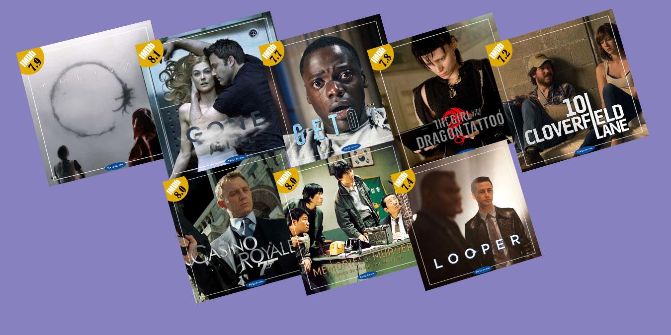 Gizemli Filmler – Gizem ve Gerilim Yüklü En İyi 33 Film