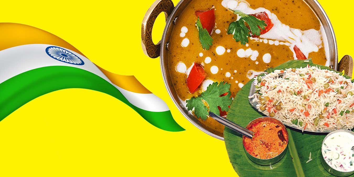 Hindistan'ın En İlginç 10 Sokak Yemeği