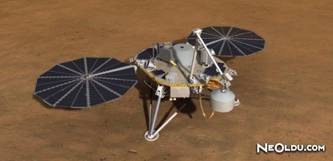 Insight Aracı ile Mars'ı Yakından Tanıyacağız