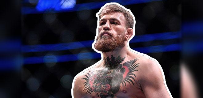 Dünyaca Ünlü Dövüşçü McGregor İçki İkramını Kabul Etmeyen Yaşlı Adamı Yumrukladı!