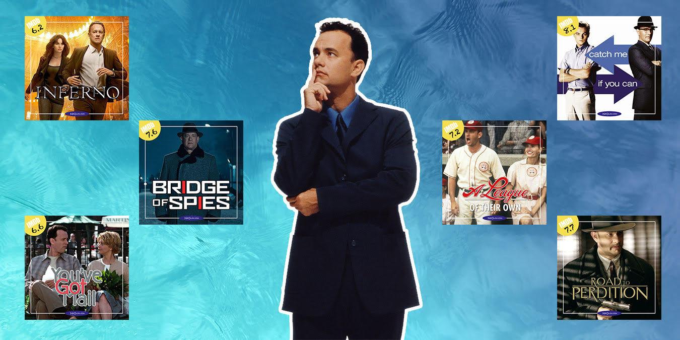 Tom Hanks Filmleri - En İyi ve En Çok İzlenen 25 Tom Hanks Filmi