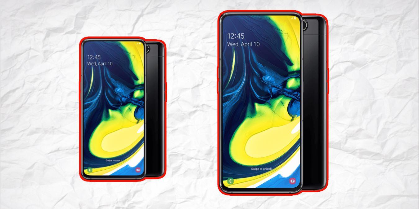 Samsung Galaxy A80 Özellikleri ve Fiyatı - Detaylı İnceleme