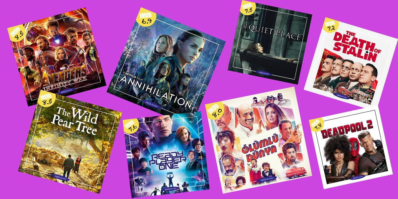 2018 Yılına Damgasını Vuran 15 Film