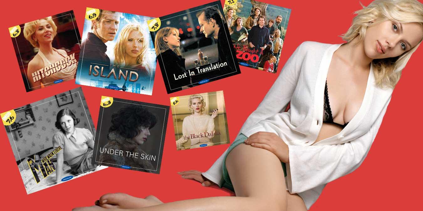 Scarlett Johansson Filmleri - IMDB Puanlarına Göre En İyi Scarlett Johansson Filmleri