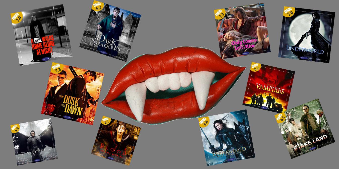 Vampir Filmleri – Tüm Zamanların En İyi 21 Vampir Filmi