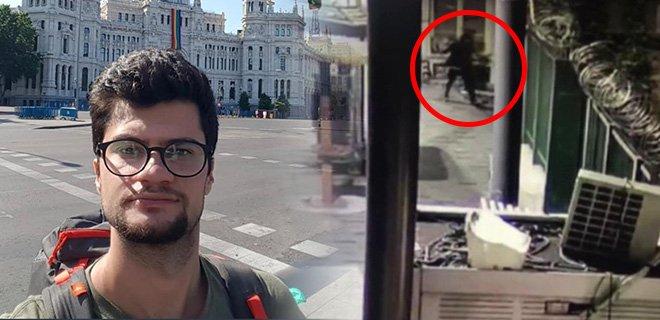Öldürülen İTÜ'lü Gencin Bıçaklanma Anı Ortaya Çıktı!