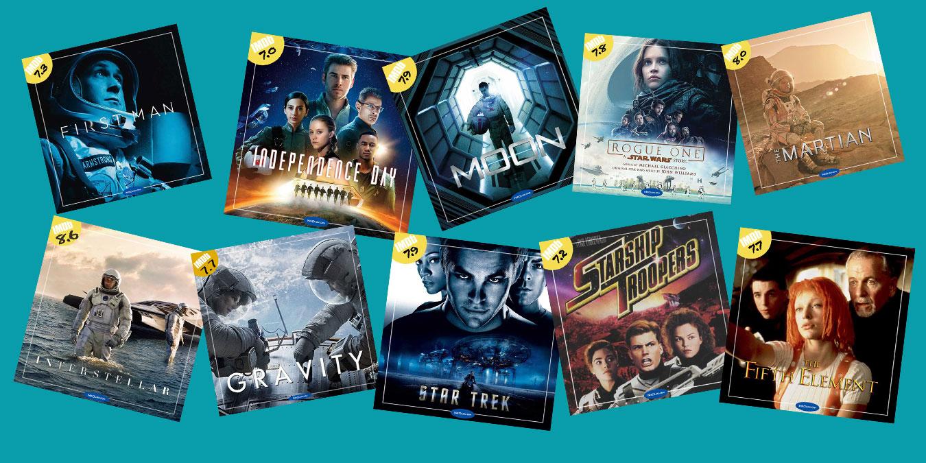 Uzay Filmleri – Mutlaka İzlenmesi Gereken En İyi 27 Uzay Filmi