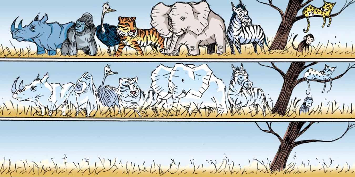 Nesli Tükenen Hayvanlar 2020 - Gözümüzün Önünde Nesli Tükenme Tehlikesi Yaşayan Hayvanlar