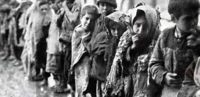 İkinci Dünya Savaşı Sırasında Yaşanan İnsan Hakları İhlalleri
