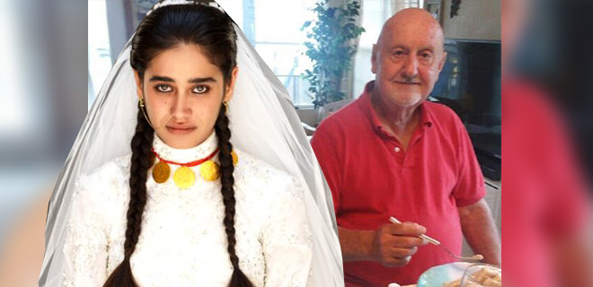 Oynadığı Rol Gerçek Oldu! Meltem Miraloğlu 80 Yaşındaki Amerikalı İle Evlendi!